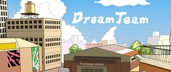 Dream Team - Build your own winning basketball team from scratch.