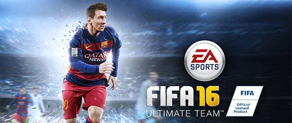 FIFA 16 Ultimate Team - Recruit great players and create the ultimate team in EA Games' FIFA 16 Ultimate Team!