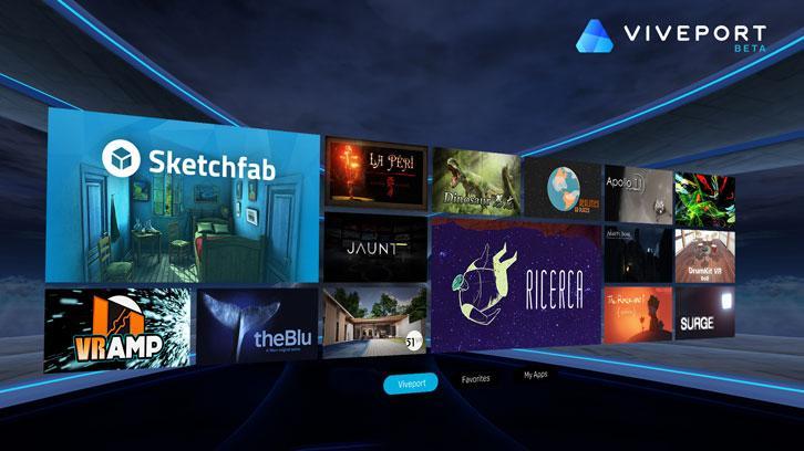 VivePort Beta