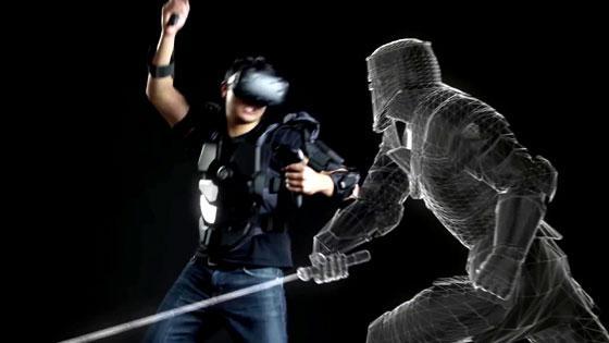 Hardlight VR: Knight Combat
