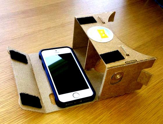 Apple IOS VR Solution