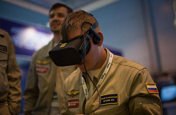 Air Force VR Sim