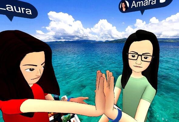 VR Avatar BFF