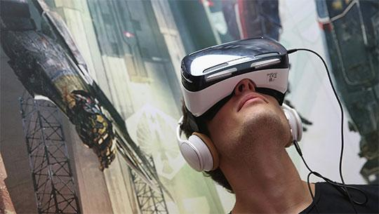 Explore the incredible world of virtual reality with GearVR