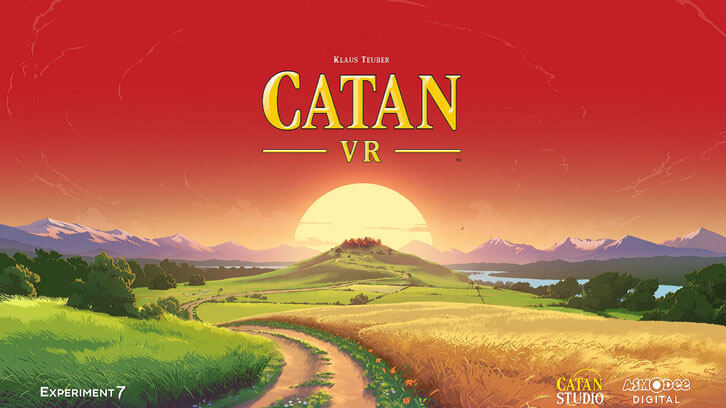 Explore the Isle of Catan in Full Virtual Reality with  Catan VR, Available Now