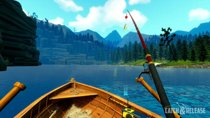 Metricminds Announces Release Date For Vr Fishing Game Catch & Release