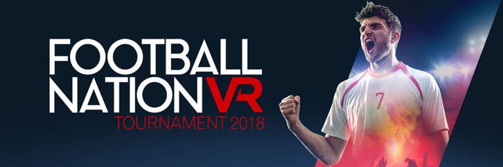 World Wide VR Football Tournament Launching 7th June