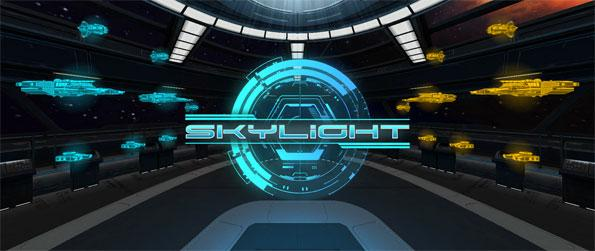 Skylight - Assume command of your fleet of holographic spaceships and fight your way to victory in Skylight!