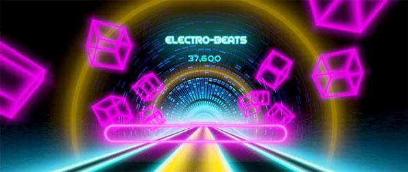 ElectroBeats - Follow the pulse of the colorful notes in a variety of electronic music in this fun rhythm game, ElectroBeats!