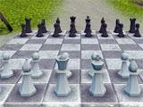 Chess Garden VR: Starting a match