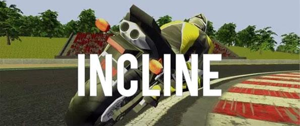 Incline - Race against other players worldwide in this thrilling VR motorcycle racing game, Incline!