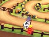 Wonderglade: Tilting the cow
