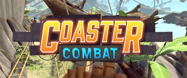 Coaster Combat - Engage in some epic battles with a wide variety of weapons while on the roller coaster in Coaster Combat!