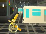 Avoid obstacles in The Hive