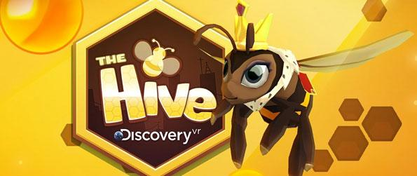 The Hive - Play as a newly-hatched urban worker bee in this fun yet educational game, The Hive!