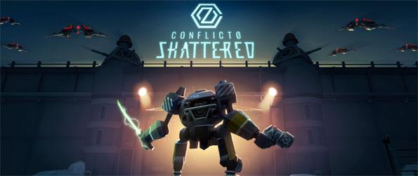 Conflict 0: Shattered - Infiltrate a highly secure, military base in your mech in Conflict 0: Shattered!