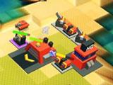 Gameplay in Base Blitz