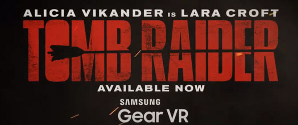 Tomb Raider VR: Lara's Escape - Play as the renowned treasure hunter, Lara Croft, as she explores an ancient tomb in Tomb Raider VR: Lara's Escape!