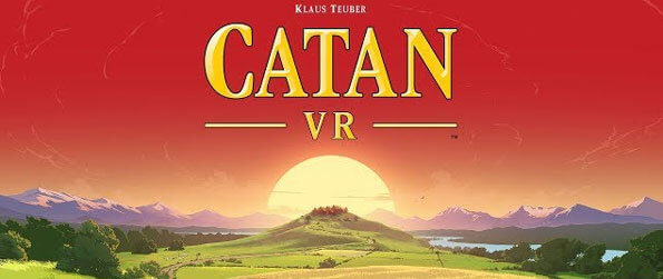 Catan VR - Experience the joy of playing the iconic tabletop game in immersive virtual reality in Catan VR!