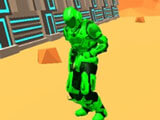 VR Arena: Offline bot matches