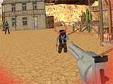Headshot in Wild West VR