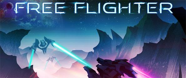Free Flighter - Explore the dangerous unknown in this amazing sci-fi-themed flight shooting game, Free Flighter!