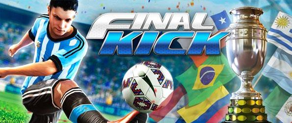 Final Kick VR - Make a name for yourself in Final Kick VR and become the World Champion!