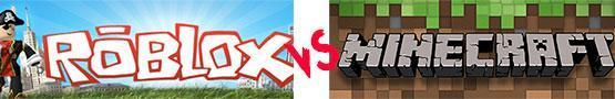 Virtual World Games 3D - Roblox vs Minecraft