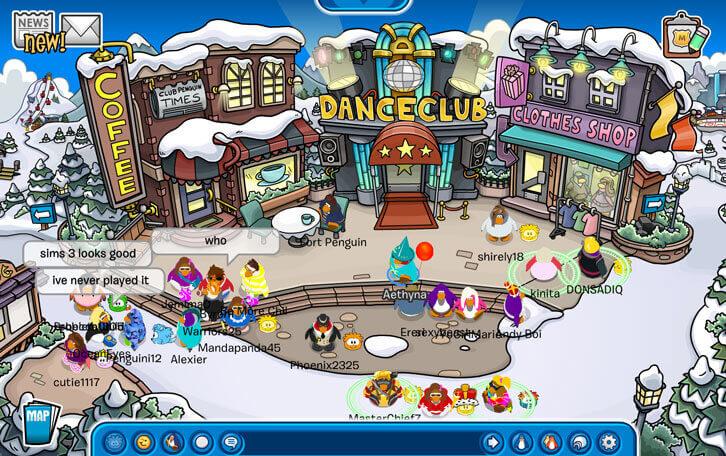 Club Penguin Online