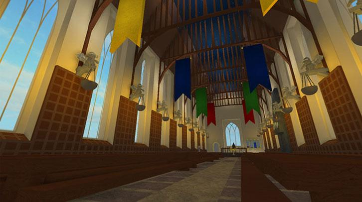 Hogwarts in Roblox