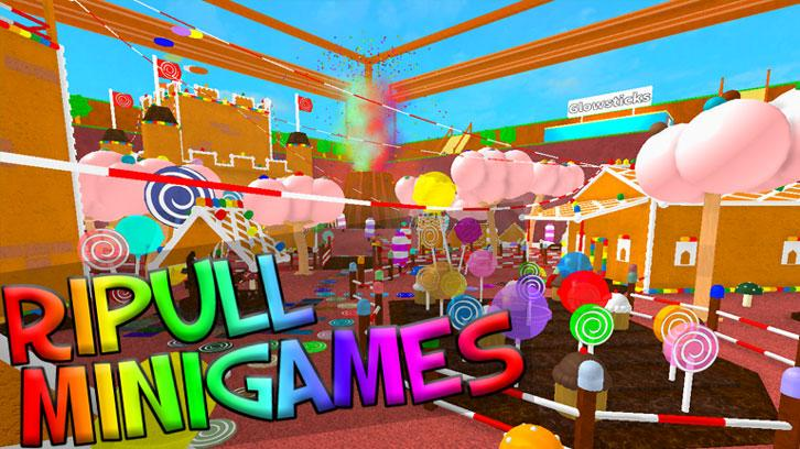 Ripull Minigames