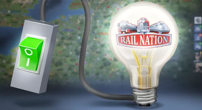 Interface and Client Update for Rail Nation Classic