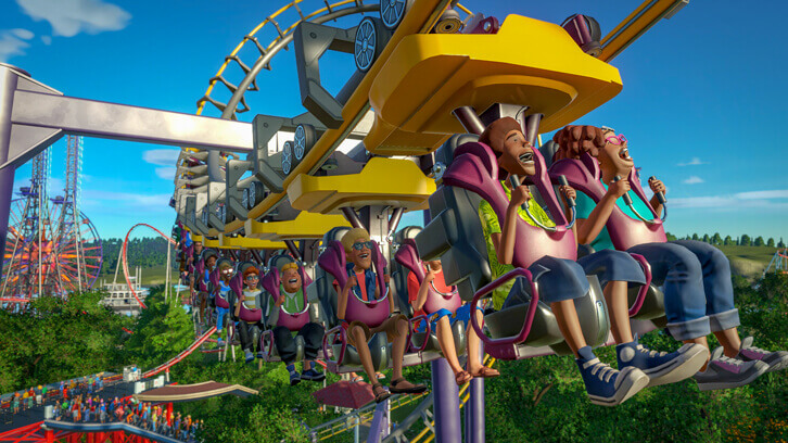 Planet Coaster Magnificent Rides Collection Launches on 18 December