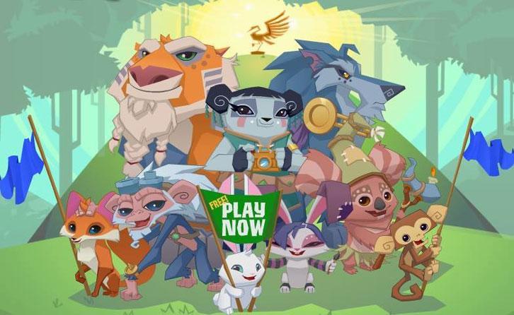 Animal Jam Mini Site Launched