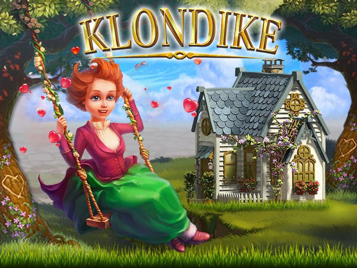 Build A Beautiful House for Two in Klondike