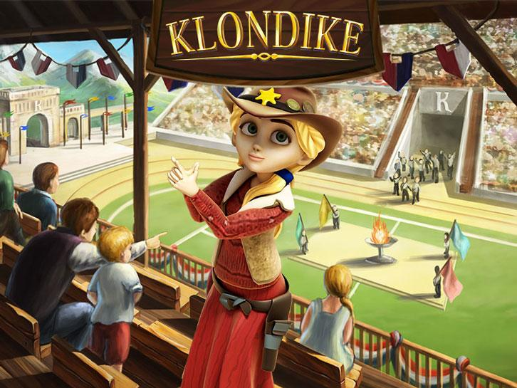Klondike: The Olympics is Here!