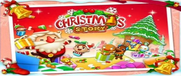 Christmas Story - Run a toy store like a well-oiled machine, cater to every child, and make sure that every one of them will have a merry and joyful Christmas!