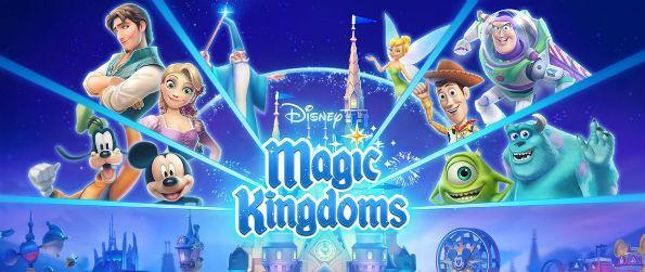 Disney Magic Kingdoms - Step into the wonderful and magical world of Disney Magic and save Disneyland from various villains in Disney Magic Kingdoms!