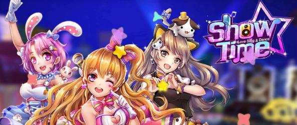 Show Time Singer and Dancer - Show Time Singer and Dancer takes up a lot of space on your mobile device and requires a few minutes to download, but with its graphics, engaging game play, and excellent tribute to Japanese kawaii, the waiting is worth it.