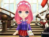 Character customization in Dream City Idols