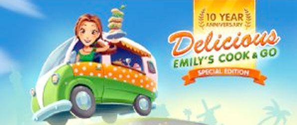 Emily's Cook and Go - Travel around the world and cook different traditional dishes for your customers.