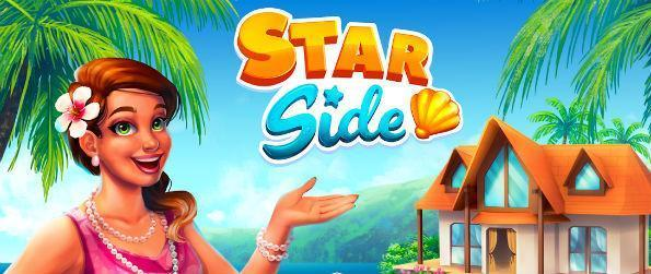 Starside Celebrity Resort - This game gives a fresh twist to the usual match 3 game by supplementing it with simulation. In fact, it's one of the very few casual games of its kind with a solid, clear storyline.