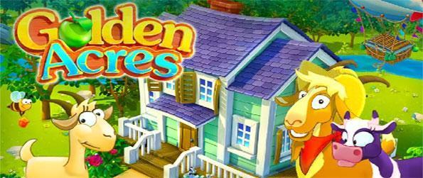 Golden Acres - Play this delightful farming game that doesn't cease to impress.