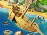Island Village shipwreck