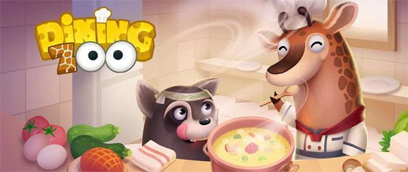 Dining Zoo - Serve all the animal customers in this fun filled game that's sure to have you hooked.
