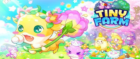 Tiny Farm - Build your very own farm in this innovative game that doesn't cease to impress.