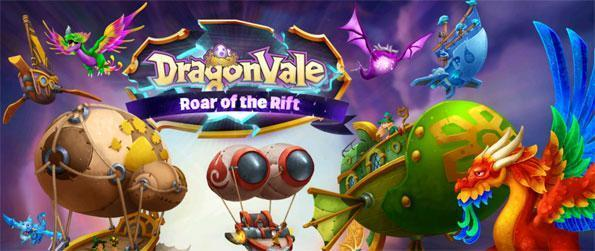 DragonVale - Immerse yourself in this exciting simulation game that's a step above the rest.