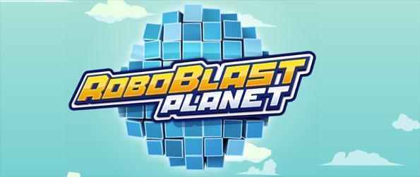 Blockstar Planet - Explore a world in beautiful voxel visuals.