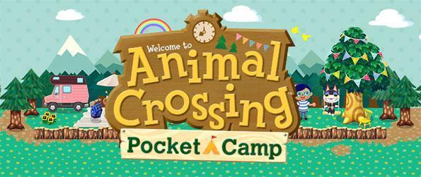 Animal Crossing: Pocket Camp - Set up your very own virtual campsite now and invite your animal friends to come and hang out in Animal Crossing: Pocket Camp!