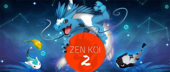 Zen Koi 2 - Take control of your own koi in this exciting casual game that you can enjoy on the go.